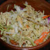 #MeatlessMonday:  Ramen Noodle Salad