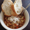 #MeatlessMonday: Vegetarian Pasta Fagioli