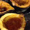 Meatless Monday: Perfectly Comforting Baked Acorn Squash