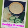 Meatless Monday: Healthy, No Oil Hummus