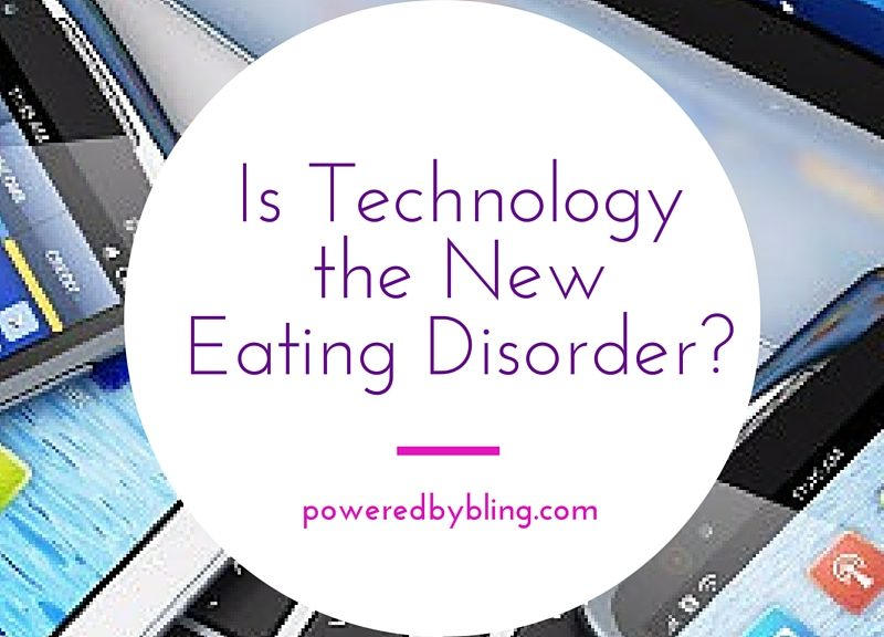Is Technology the New Eating Disorder-