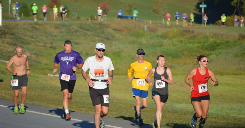 Work Your Triathlon Weakness Run