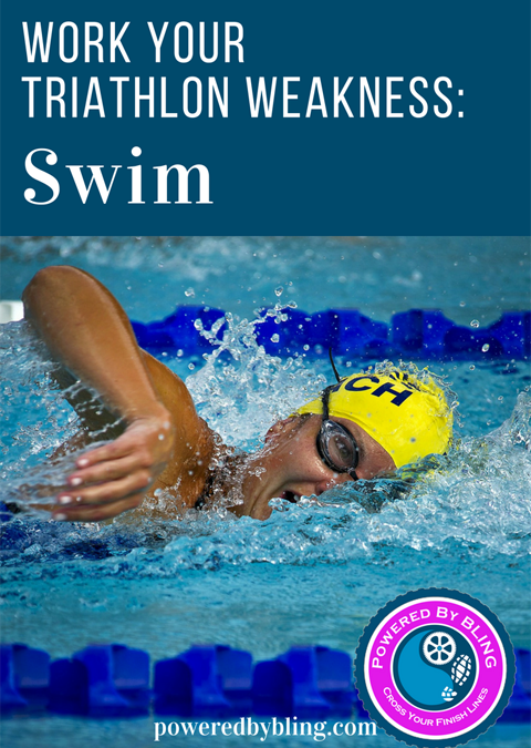 Work Your Triathlon Weakness - Swim